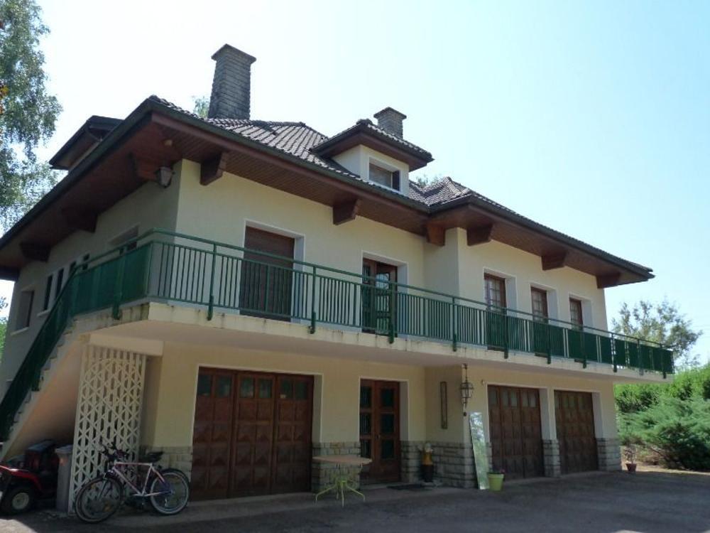 Pont-de-Poitte Jura huis foto 3345119