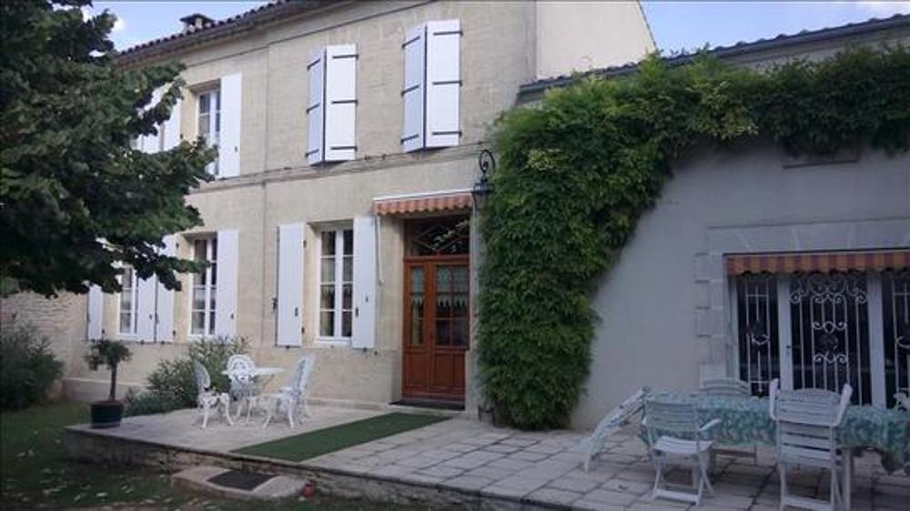 Richemont Charente Haus Bild 3326622