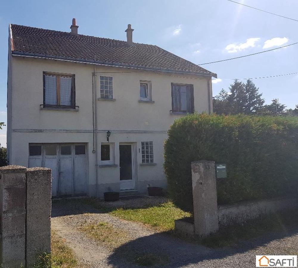 Noyant-de-Touraine Indre-et-Loire huis foto 3376026