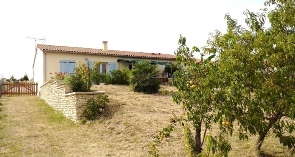 Saint-Amant-de-Boixe Charente Haus Bild 3381226