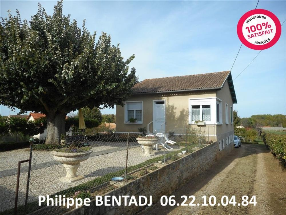Luxé Charente Haus Bild 3315176