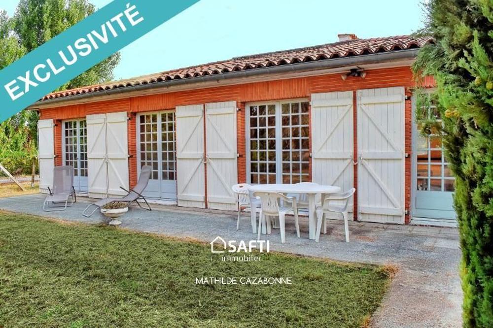 Saint-Paul-Cap-de-Joux Tarn Haus Bild 3336632