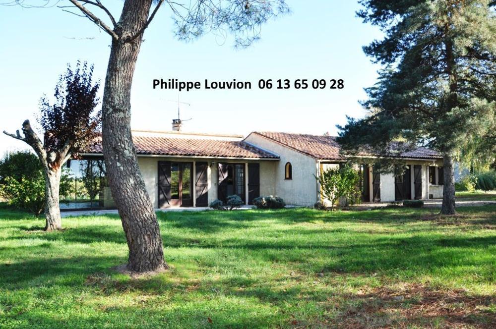 Pellegrue Gironde Haus Bild 3312203
