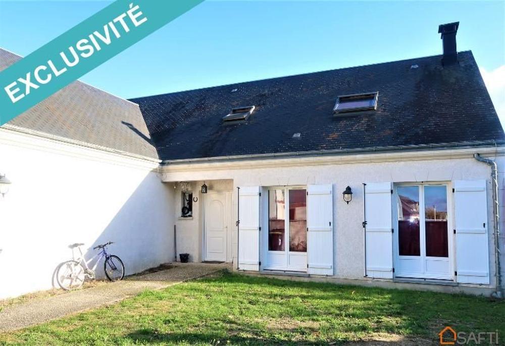Traînou Loiret Haus Bild 3346616