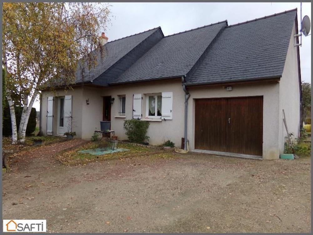 Beaumont-en-Véron Indre-et-Loire Haus Bild 3335079