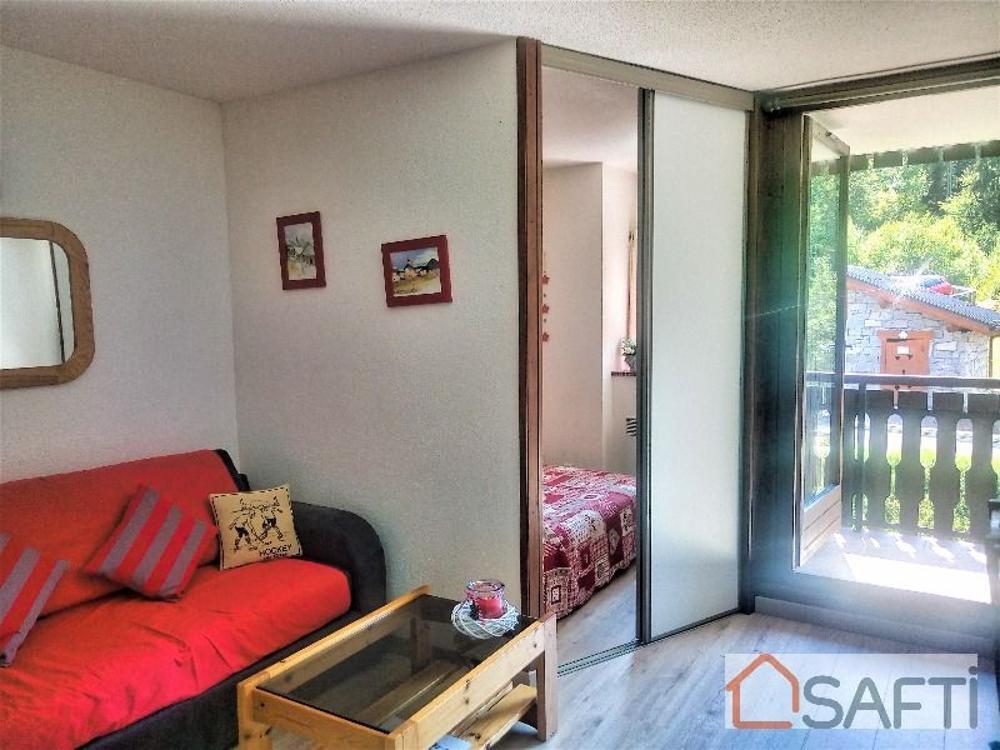 Morillon Haute-Savoie Apartment Bild 3380687