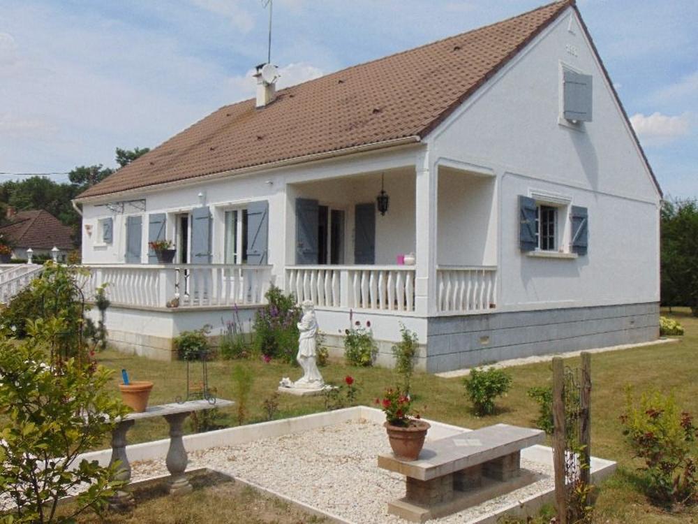 Villemandeur Loiret Haus Bild 3329252