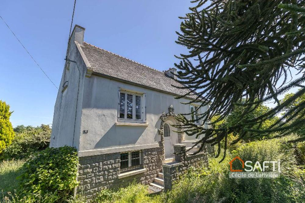 Plounéour-Ménez Finistère Haus Bild 3381119