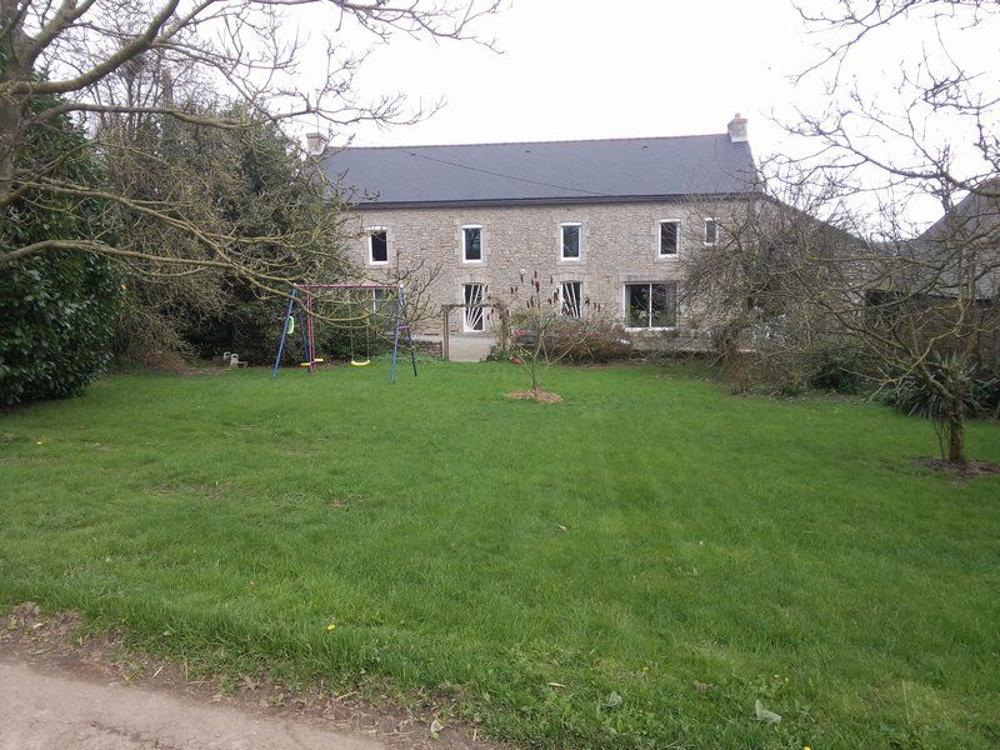 Le Faouët Morbihan Haus Bild 3316466