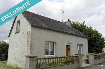 Trégourez Finistère Haus Bild 3381975