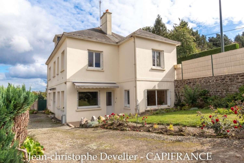 Gorron Mayenne Haus Bild 4365122