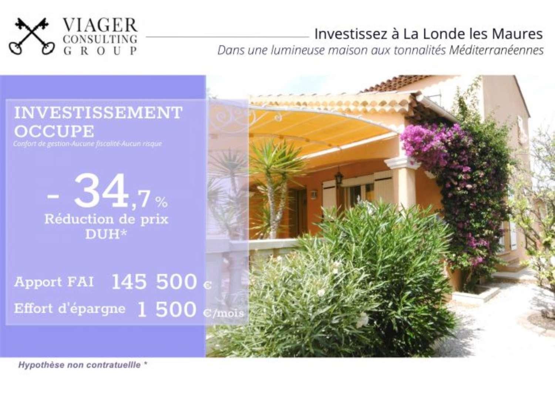 La Londe-les-Maures Var huis foto 4442518