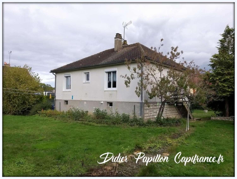 Saint-Germain-de-la-Coudre Orne huis foto 4459829