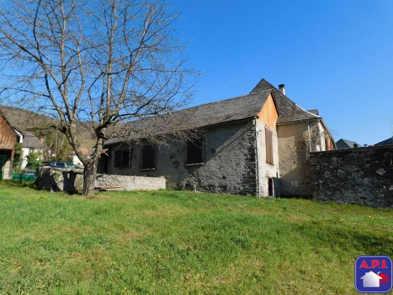 Castillon-en-Couserans Ariège huis foto 4366107