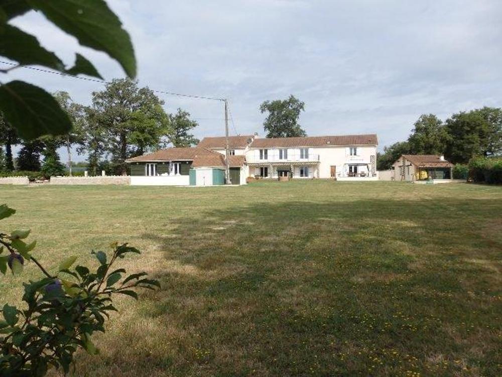 Le Dorat Haute-Vienne Villa Bild 4356620