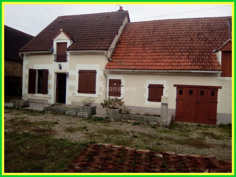 Buzançais Indre maison de village photo 4442584