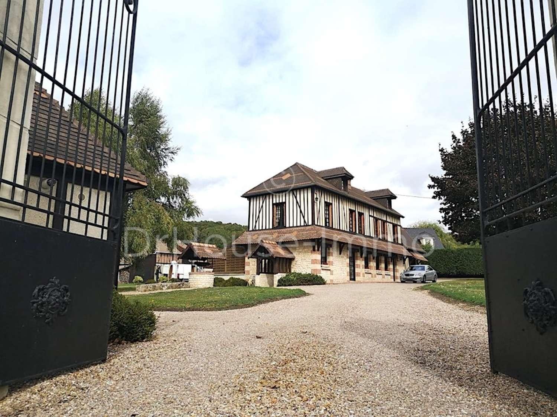 Appeville-Annebault Eure landgoed foto 4364549