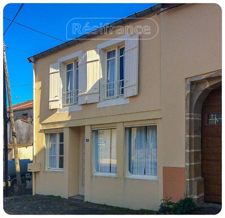 Bourbonne-les-Bains Haute-Marne Haus Bild 4436901