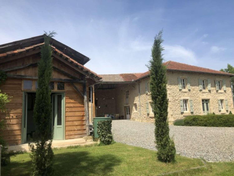 Castelnau-Magnoac Hautes-Pyrénées house picture 4432726