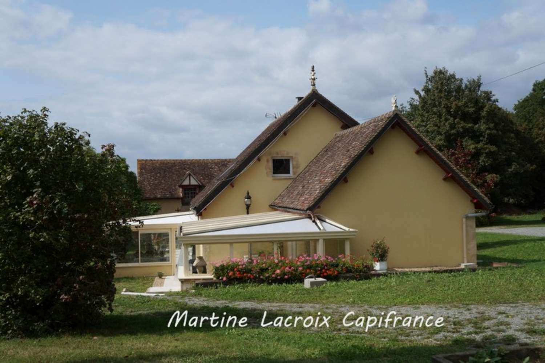 La Ferté-Bernard Sarthe boerderij foto 4355391