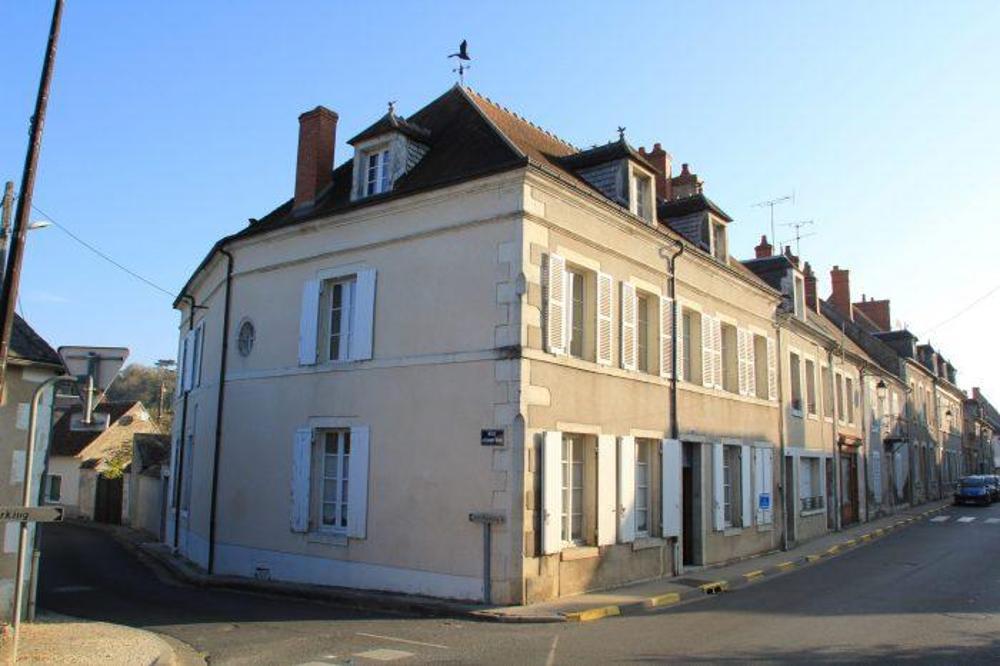 Châteauneuf-sur-Cher Cher maison photo 4425287
