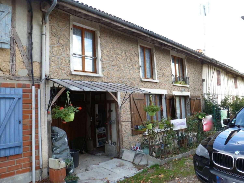 Hampigny Aube huis foto 4426009