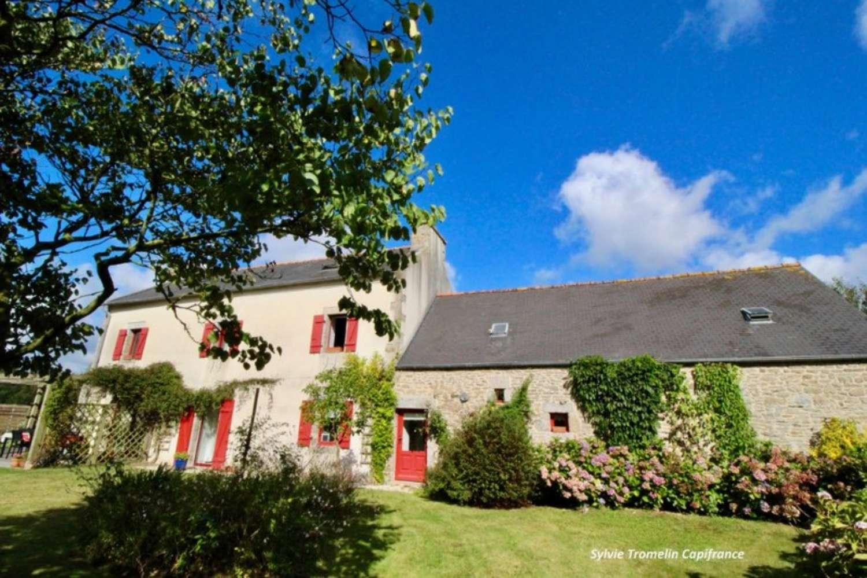 Plouvien Finistère Haus Bild 4427164