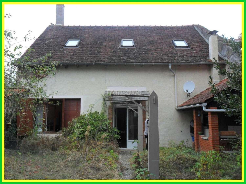 Ainay-le-Château Allier Haus Bild 4458586