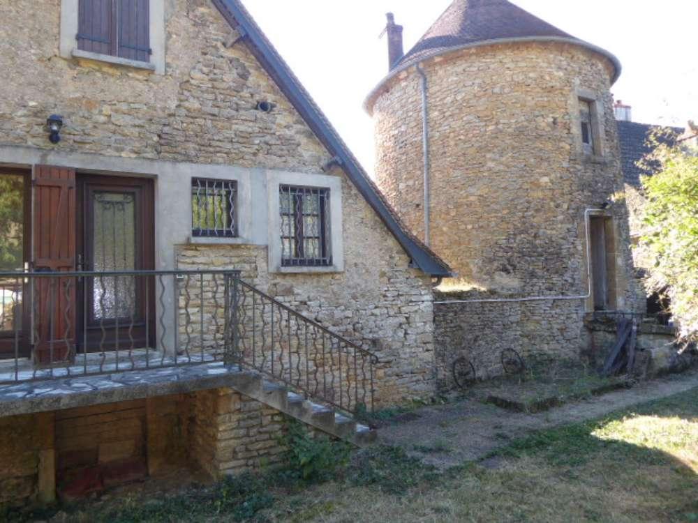 Bazoches Nièvre freistehend Bild 4408431
