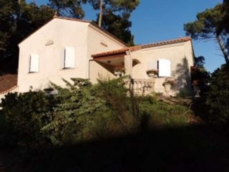 Meschers-sur-Gironde Charente-Maritime Haus Bild 4446274