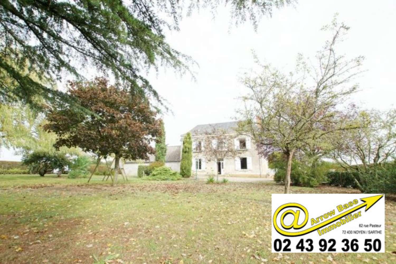 Sablé-sur-Sarthe Sarthe huis foto 4346954