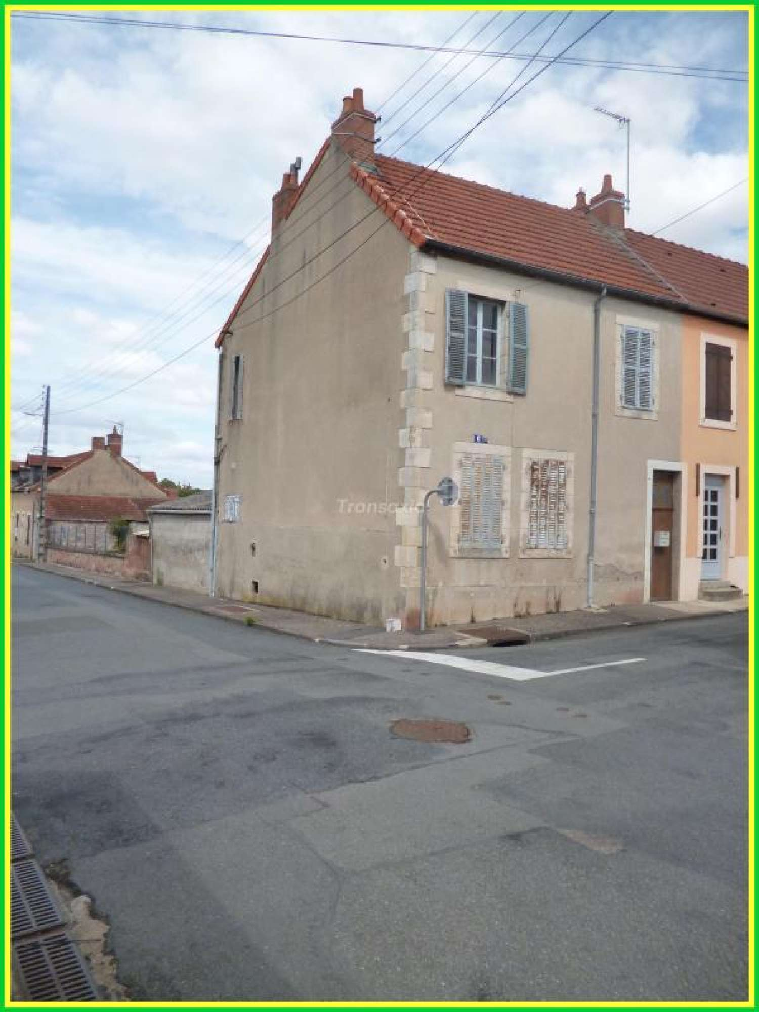 Commentry Allier city house picture 4425616