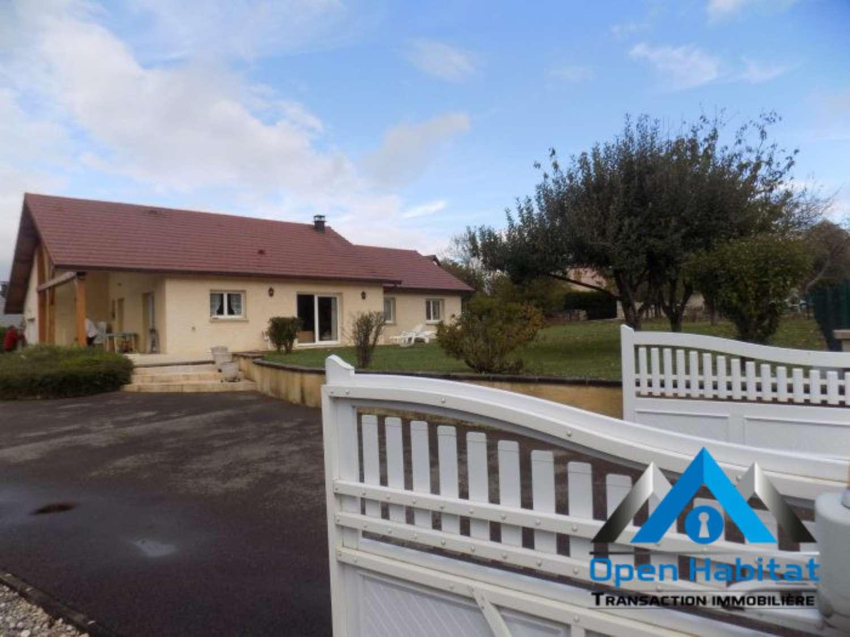 Montenois Doubs Haus Bild 4425409