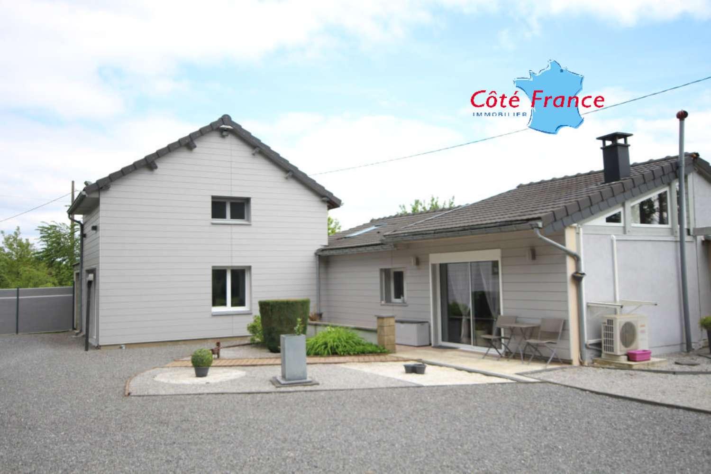 Signy-le-Petit Ardennes huis foto 4363456