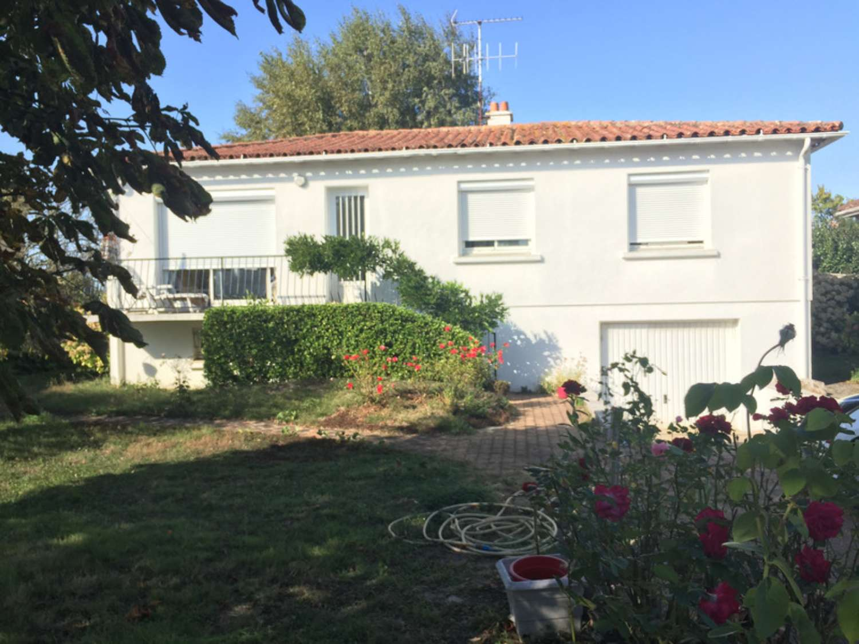 Luçon Vendée Haus Bild 4441726