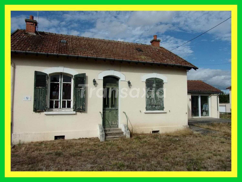 Cosne-d'Allier Allier huis foto 4354535