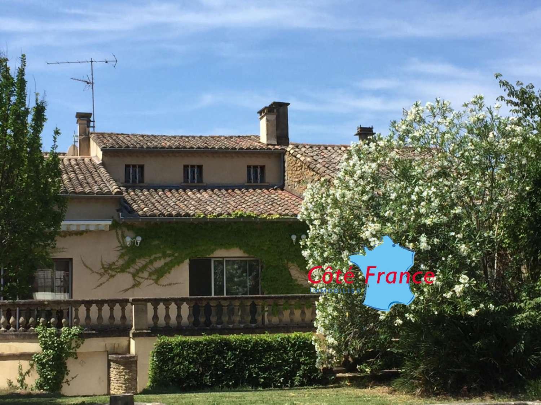 Uzès Gard huis foto 4363447