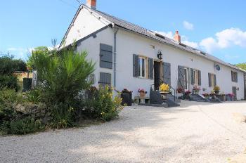 Villapourçon Nièvre maison foto