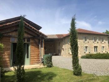 Castelnau-Magnoac Hautes-Pyrénées huis foto 4432726