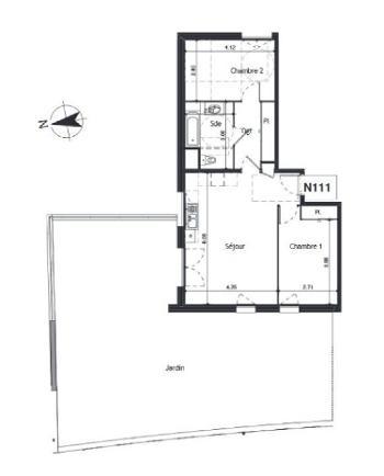 Collonges Ain Wohnung/ Appartment Bild 4371875