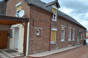 Boué Aisne Dorfhaus Bild 4356294