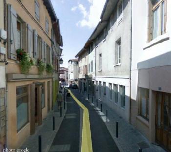 Saint-Symphorien-sur-Coise Rhône Haus Bild 4442557