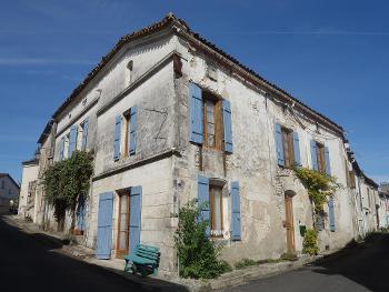 Salles-Lavalette Charente villa foto