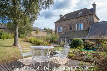 Fougerolles-du-Plessis Mayenne Haus foto