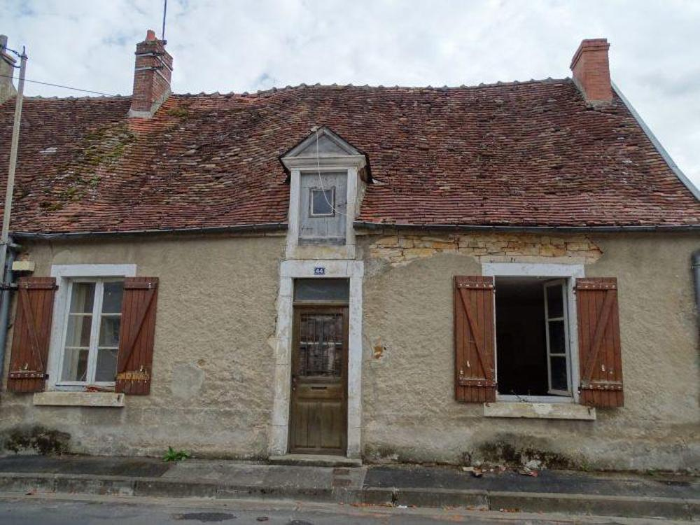 Dun-sur-Auron Cher huis foto 4473198