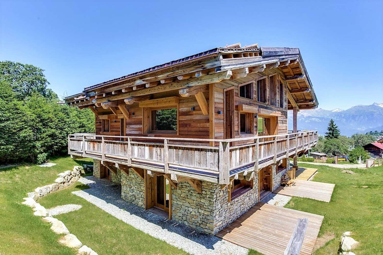 Megève Haute-Savoie villa foto 4472654
