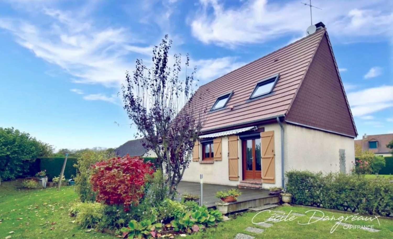 Gauville-la-Campagne Eure Haus Bild 4474382
