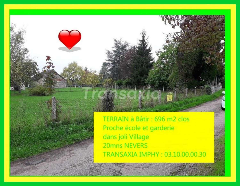 La Fermeté Nièvre Grundstück Bild 4473370