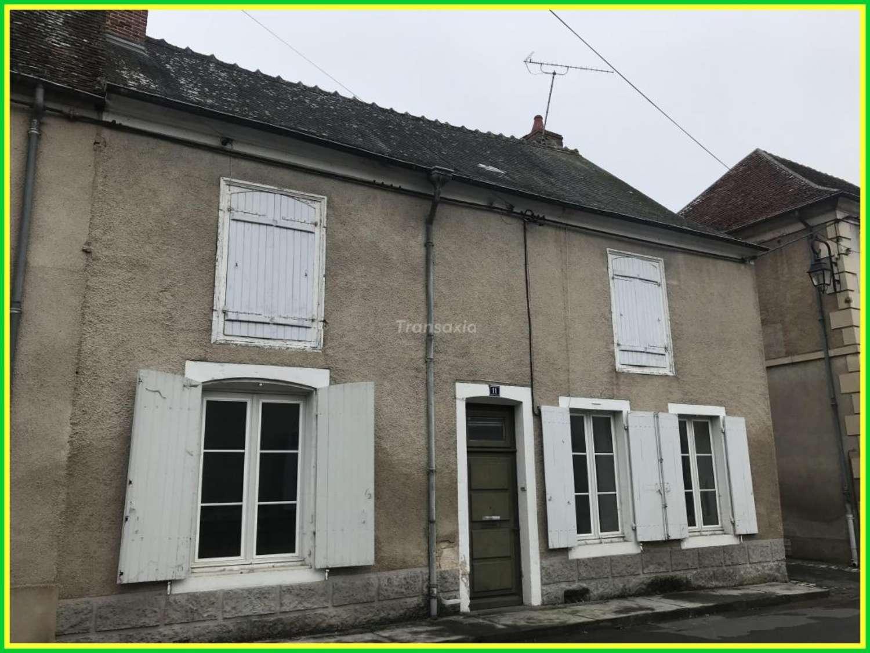 Dun-sur-Auron Cher Stadthaus Bild 4487433
