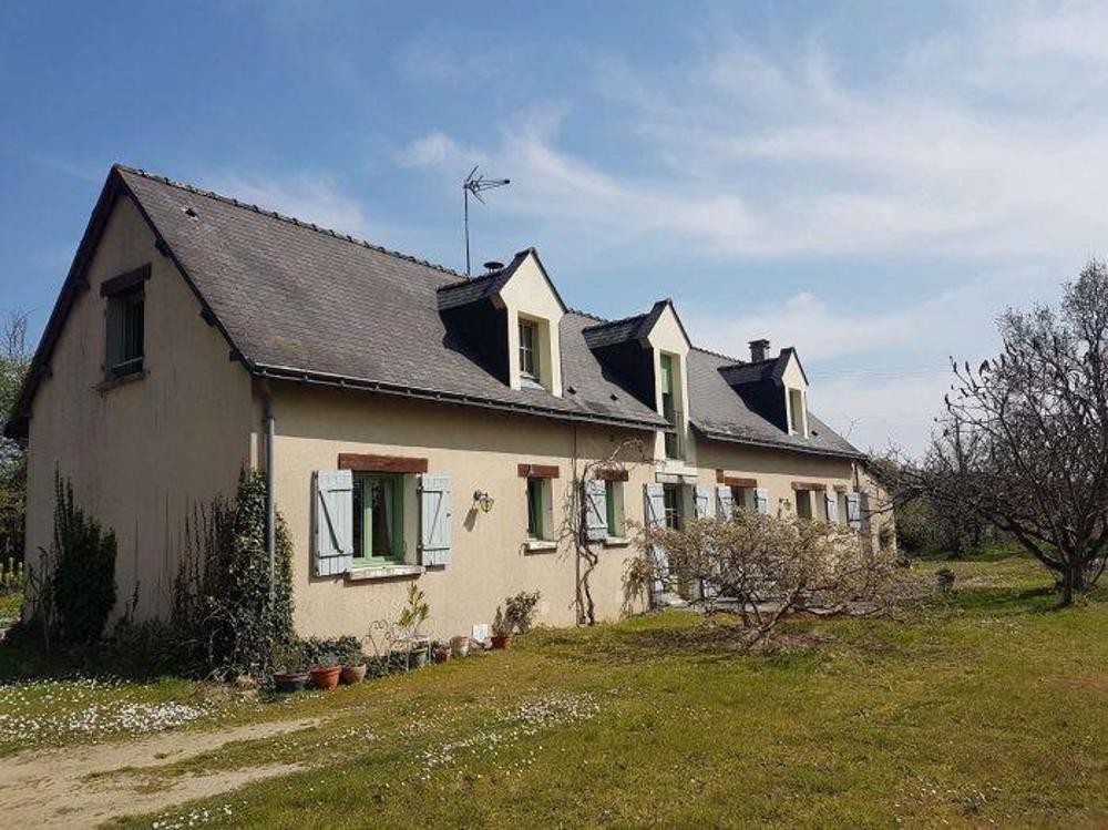 Montreuil-sur-Loir Maine-et-Loire Haus Bild 4487577